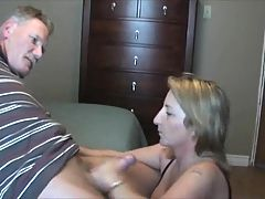Mature Wife Blowing Like a Pro