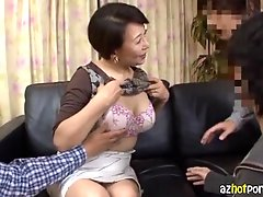 AzHotporn com Kimiko Ozawa Virgin MILF Hunting