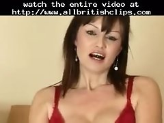 Ms Pennington Masturbating On A Chair British Euro Bri
