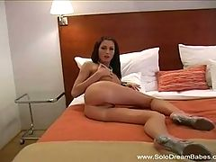 Skinny Hungarian MILF Strip is Hot
