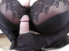 Maria Moore Monster Tits Glove Handjob Hd