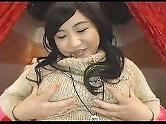 Korean girl got Japanese CHINPO COCK