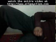 Algerian Guy Shoots A Fountain Non Stop Gay Porn Gays G
