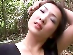 Chinese milf fuck doll fuck in the cabin