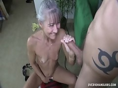 Granny&#039 s Sex Toy