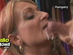 Hairy Pussy Housewife Karin Seduces A Teen Boy Virgin