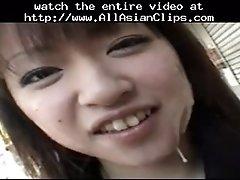 Japanese humiliation public facial cum walk asian cum