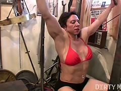 Alexis DirtyMuscle Big Clit