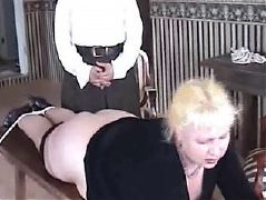 Russian mature mom fucked her boy amateur