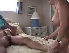 Friends mom suck my cock 02